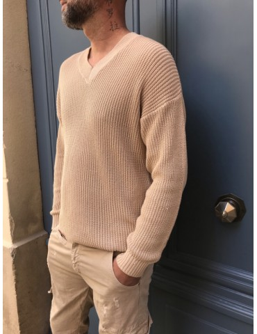 Pull maille IMPERIAL M553U804