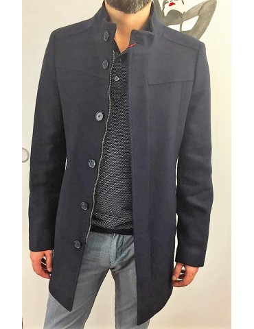 Manteau long CLO27 NOIR...