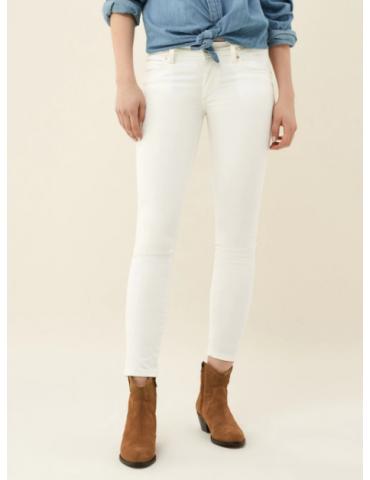 jeans blanc SALSA 123358